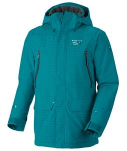 Mountain Hardwear Artisan Ski Jacket Jacket Sea Level