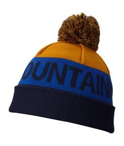 Mountain Hardwear Banner Beanie Collegiate Navy/Desert Gold