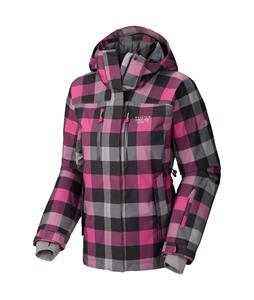 Mountain Hardwear Barnsie Ski Jacket Pink Ice