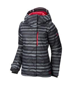 Mountain Hardwear Barnsie Ski Jacket Graphite/Tradewinds Grey