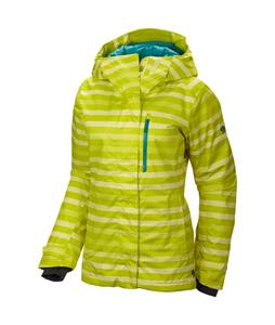 Mountain Hardwear Barnsie Ski Jacket Zour/Neon Light