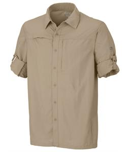 Mountain Hardwear Canyon L/S Shirt Khaki