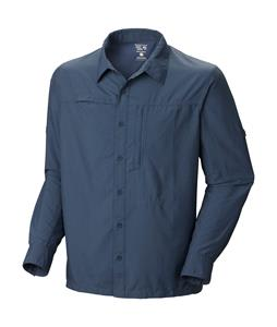 Mountain Hardwear Canyon L/S Shirt Zinc
