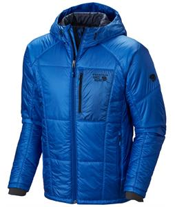 Mountain Hardwear Compressor Hooded Jacket Azul