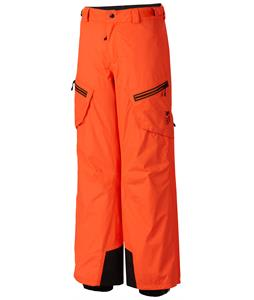 Mountain Hardwear Compulsion 2L Ski Pants Blaze