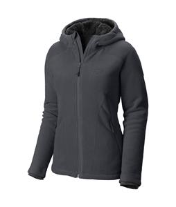 Mountain Hardwear Dual Hooded Fleece Graphite