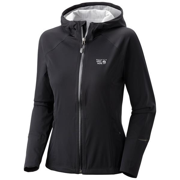 Mountain Hardwear Effusion Hooded Softshell Jacket