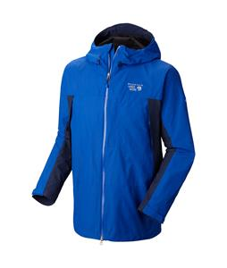 Mountain Hardwear Exposure II Parka Jacket Azul/Collegiate Navy