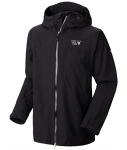 Mountain Hardwear Exposure II Parka Black/Black
