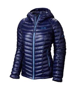 Mountain Hardwear Ghost Whisperer Down Hooded Snowboard Jacket Aristocrat