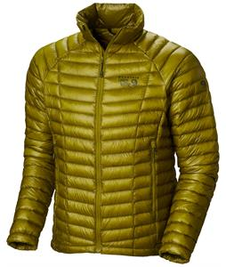 Mountain Hardwear Ghost Whisperer Down Snowboard Jacket Python Green