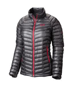 Mountain Hardwear Ghost Whisperer Down Jacket Graphite/Bright Rose
