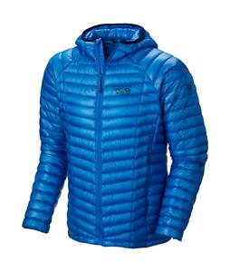 Mountain Hardwear Ghost Whisperer Hooded Down Jacket Hyper Blue
