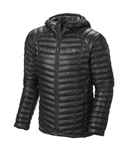 Mountain Hardwear Ghost Whisperer Hooded Snowboard Jacket Black