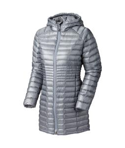 Mountain Hardwear Ghost Whisperer Down Parka Jacket Tradewinds Grey