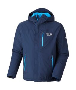 Mountain Hardwear Gravitor Jacket Collegiate Navy