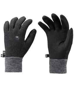 Mountain Hardwear Heavyweight Wool Stretch Gloves Black