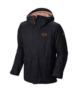 Mountain Hardwear Homeride Quadfecta Ski Jacket Black