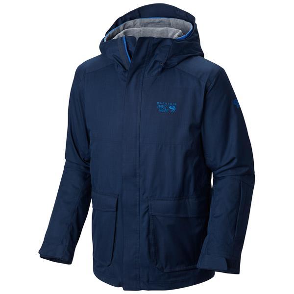 Mountain Hardwear Homeride Quadfecta Ski Jacket