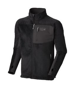 Mountain Hardwear Hoodless Monkey Man Grid Jacket Fleece