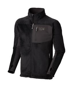 Mountain Hardwear Hoodless Monkey Man Grid Jacket Black