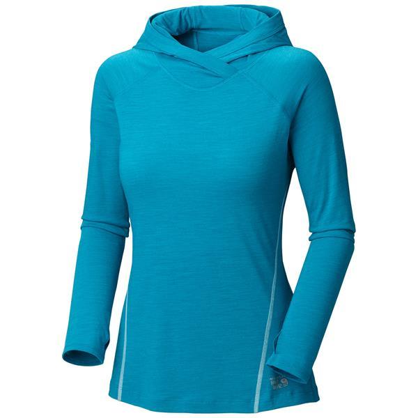 Mountain Hardwear Integral L/S Hoody Fleece