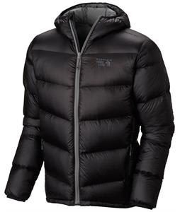 Mountain Hardwear Kelvinator Hooded Snowboard Jacket Black