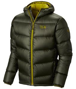 Mountain Hardwear Kelvinator Hooded Snowboard Jacket Greenscape