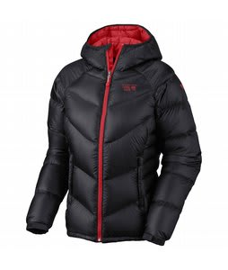 Mountain Hardwear Kelvinator Jacket Black/Poppy