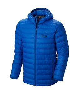 Mountain Hardwear Micro Ratio Hooded Down Jacket Azul
