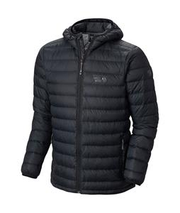 Mountain Hardwear Micro Ratio Hooded Down Jacket Black