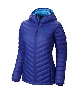 Mountain Hardwear Micro Ratio Hooded Down Jacket Nectar Blue