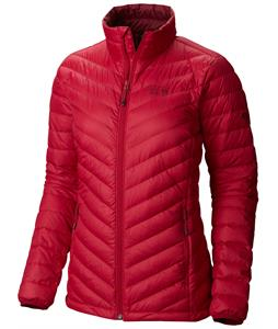 Mountain Hardwear Micro Ratio Jacket Pomegranate
