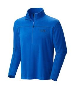 Mountain Hardwear Microchill Lite Zip Fleece Azul