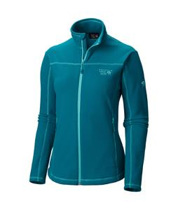 Mountain Hardwear Microchill Jacket Fleece Emerald