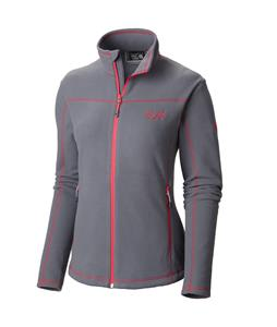 Mountain Hardwear Microchill Jacket Fleece Graphite