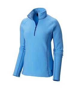 Mountain Hardwear Microchill Zip T Fleece Blue Star