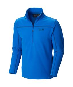 Mountain Hardwear Microchill Zip T Fleece Azul