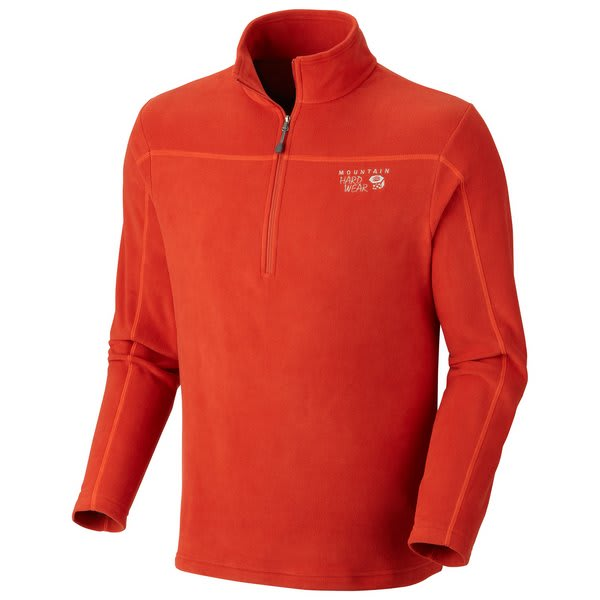 Mountain Hardwear Microchill Zip-T Fleece