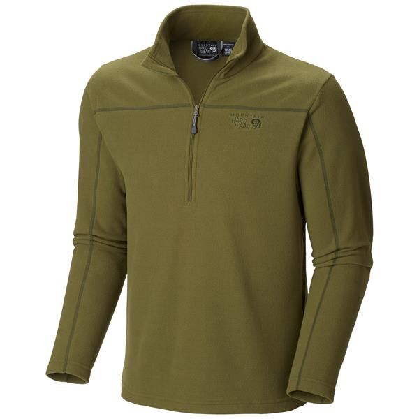Mountain Hardwear Microchill Zip T Performance Shirt