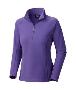Mountain Hardwear Microchill Zip T Fleece Emperor