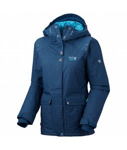 Mountain Hardwear Miss Snow It All Ski Jacket Prussian