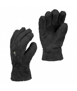Mountain Hardwear Monkey Gloves Black