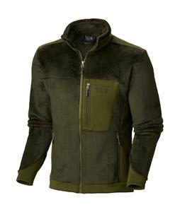 Mountain Hardwear Monkey Man 200 Fleece Greenscape/Utility Green