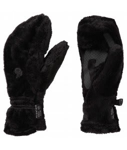Mountain Hardwear Monkey Mittens Black
