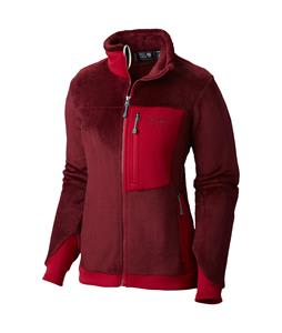 Mountain Hardwear Monkey Woman 200 Fleece Rich Wine/Pomegranate