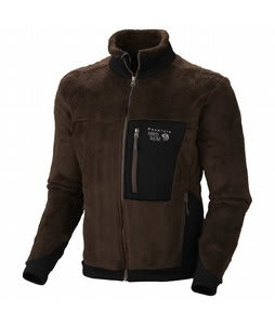 Mountain Hardwear Monkey Man Jacket Cordovan/Black