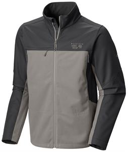 Mountain Hardwear Mountain Tech II Jacket Titanium/Shark