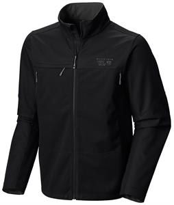 Mountain Hardwear Mountain Tech II Softshell Black