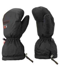 Mountain Hardwear Nilas Down Mittens Black